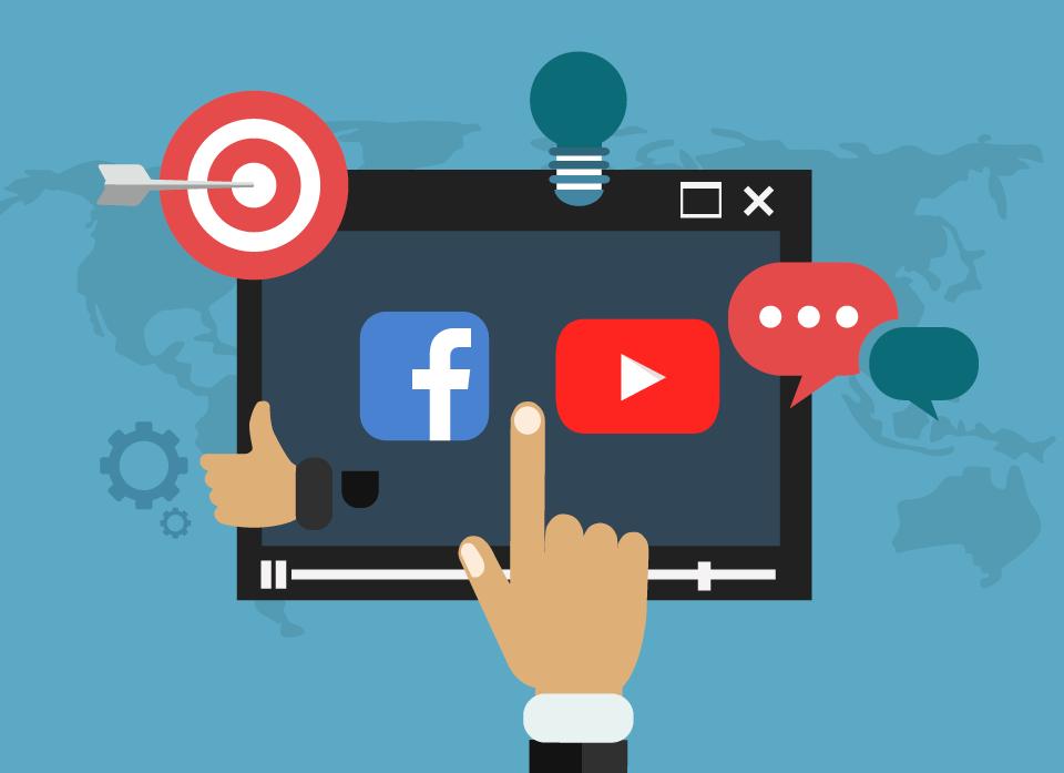 Qual é melhor para divulgar o seu conteúdo de vídeo: Youtube ou Facebook?